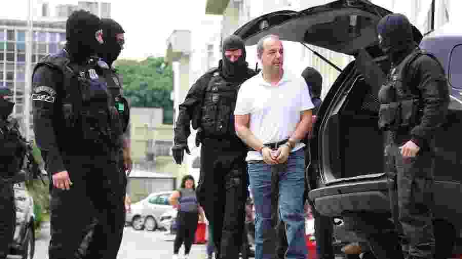 Ínquéritos foram abertos com base na delação premiada do ex-governador do Rio - Giuliano Gomes/PR Press/Estadão Conteúdo