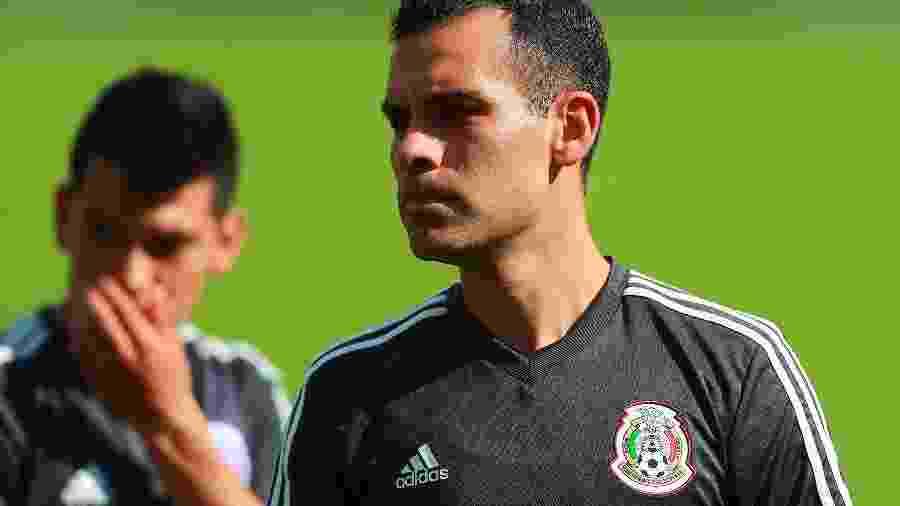Presença de Márquez nos treinos do México gera saia justa para federação e seus patrocinadores - Hector Vivas/Getty Images