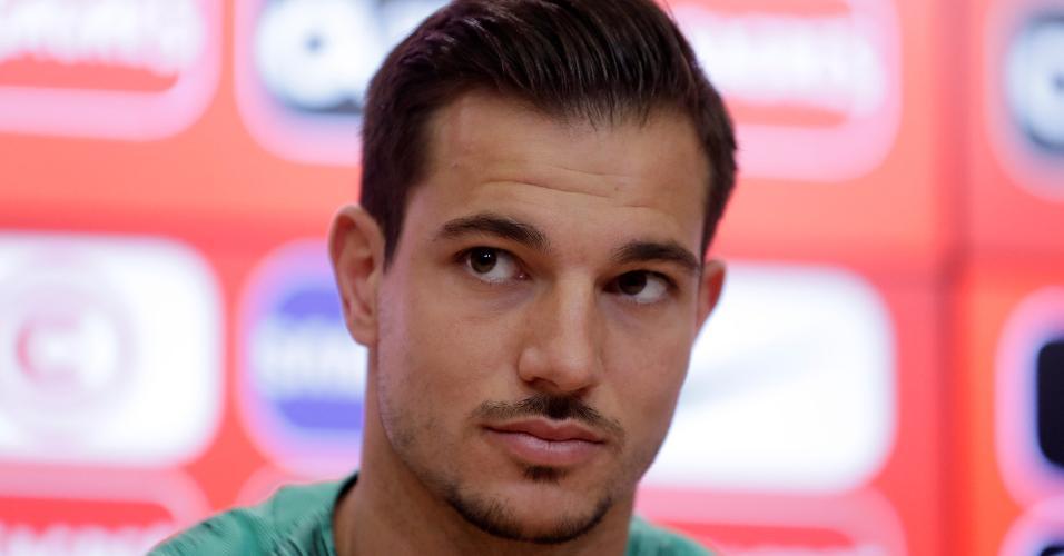 Cedric Soares, jogador do Portugal na Copa 2018