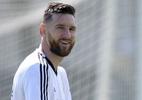 Técnico interino da Argentina diz contar com Messi nas próximas convocações - AFP