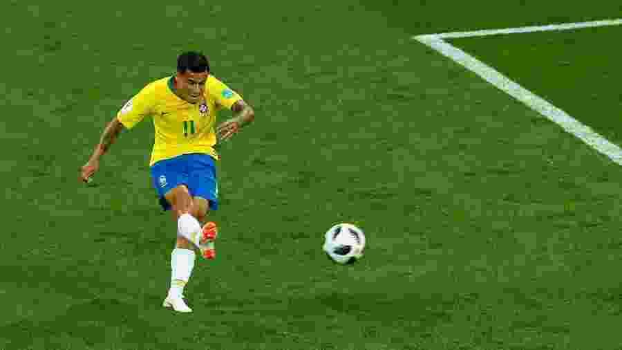 Copa do Mundo 2018  Fifa coloca gol de Coutinho entre os 12 melhores ... 94ec6d3e1b352