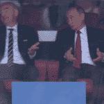 Putin reage a gol da Rússia na partida de abertura contra a Arábia Saudita - Reprodução