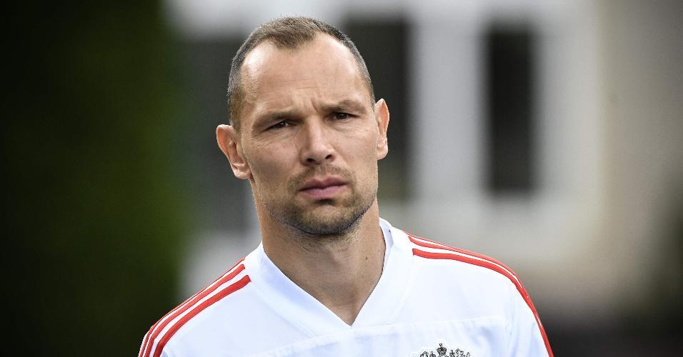 Sergey Ignashevichm zagueiro da Rússia