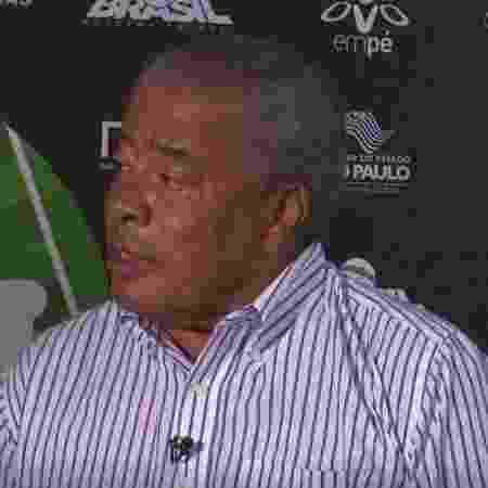 Jairzinho, ídolo da seleção em três Copas do Mundo - Reprodução/Esporte Interativo