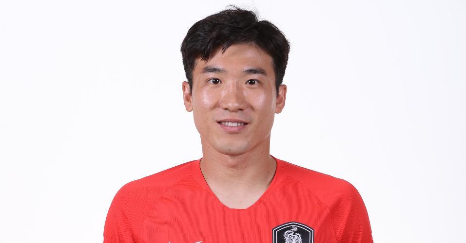 Go Yohan - Latral-direito da seleção sul-coreana