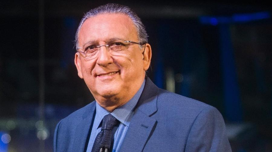 Galvão Bueno, narrador da Rede Globo - Globo/João Miguel Júnior