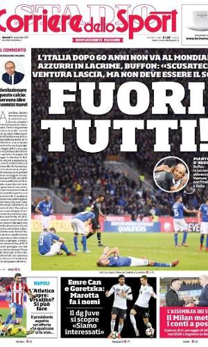 Jornal Corriere dello Sport