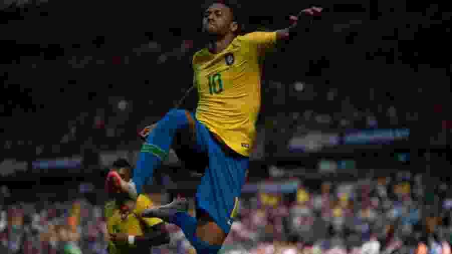 Neymar é 5º atleta mais bem pago do mundo abd6919039a5f