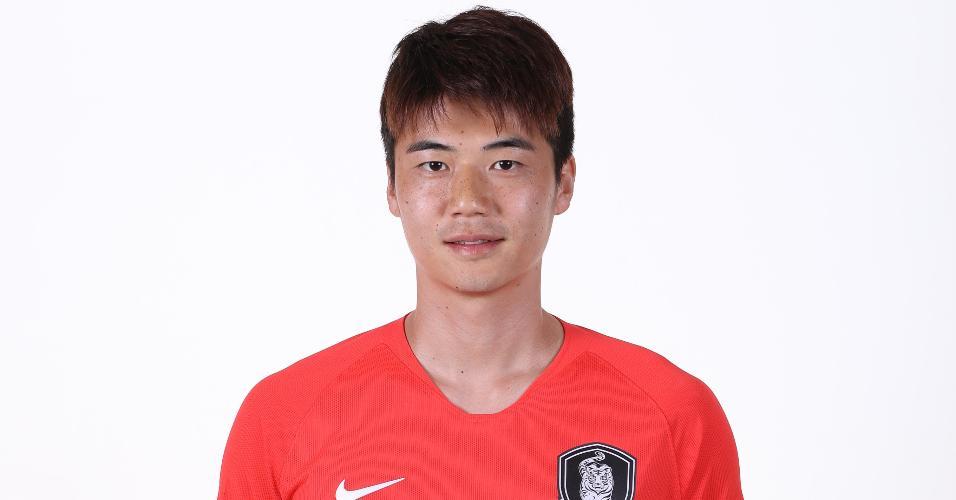 Ki Sungyueng - Volante da seleção sul-coreana