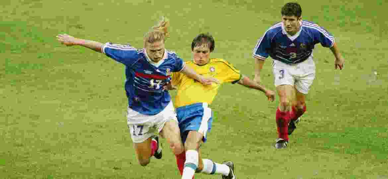 """Gunther Schweitzer """"denunciou"""" a final da Copa de 1998, agora tenta uma vaga de deputado estadual nas eleições deste ano - Stu Forster/Getty Images"""
