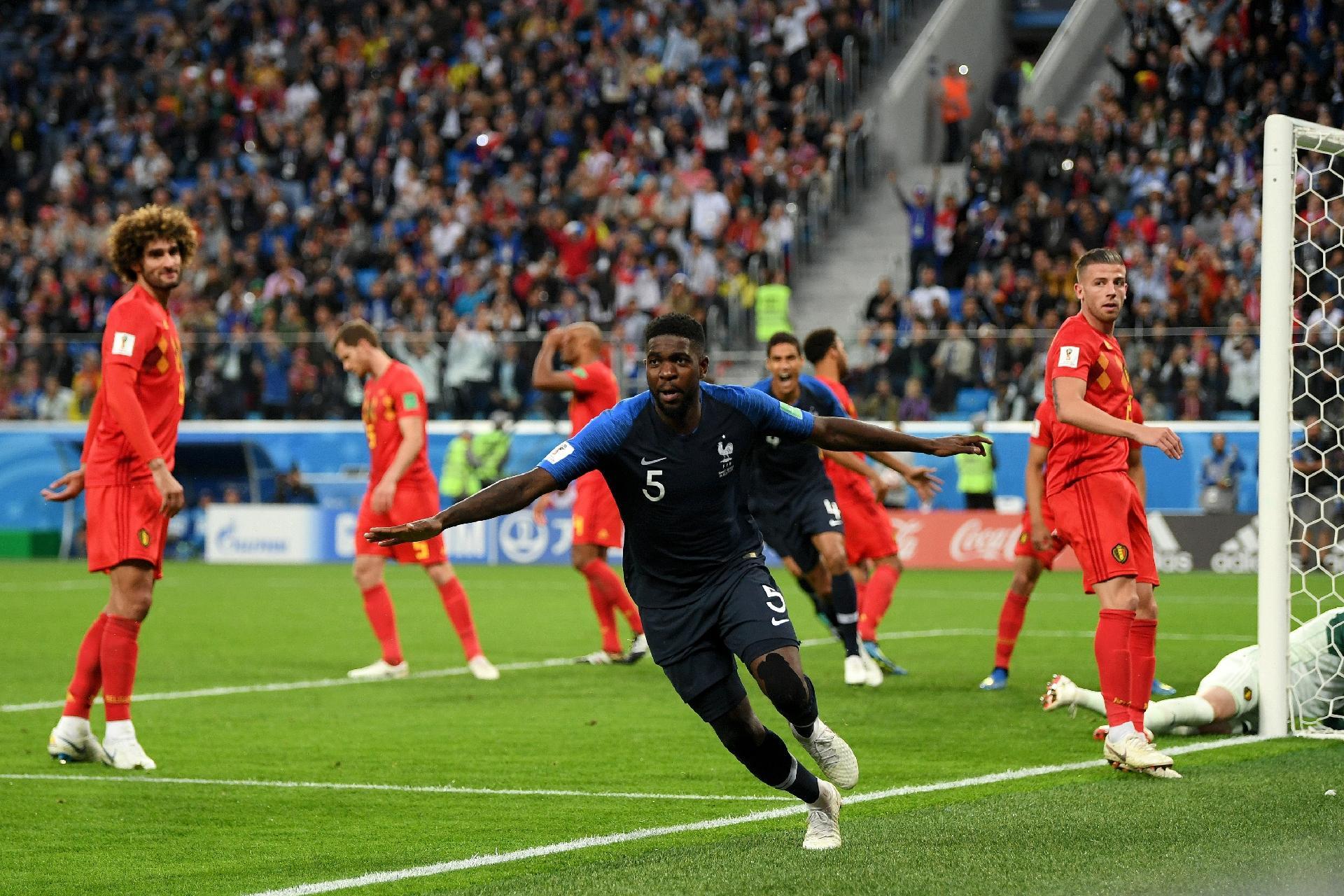 França na Copa 2018  Jornais da França destacam que o sonho do bicampeonato  está vivo e próximo - UOL Copa do Mundo 2018 5aecf9ac8bfe6