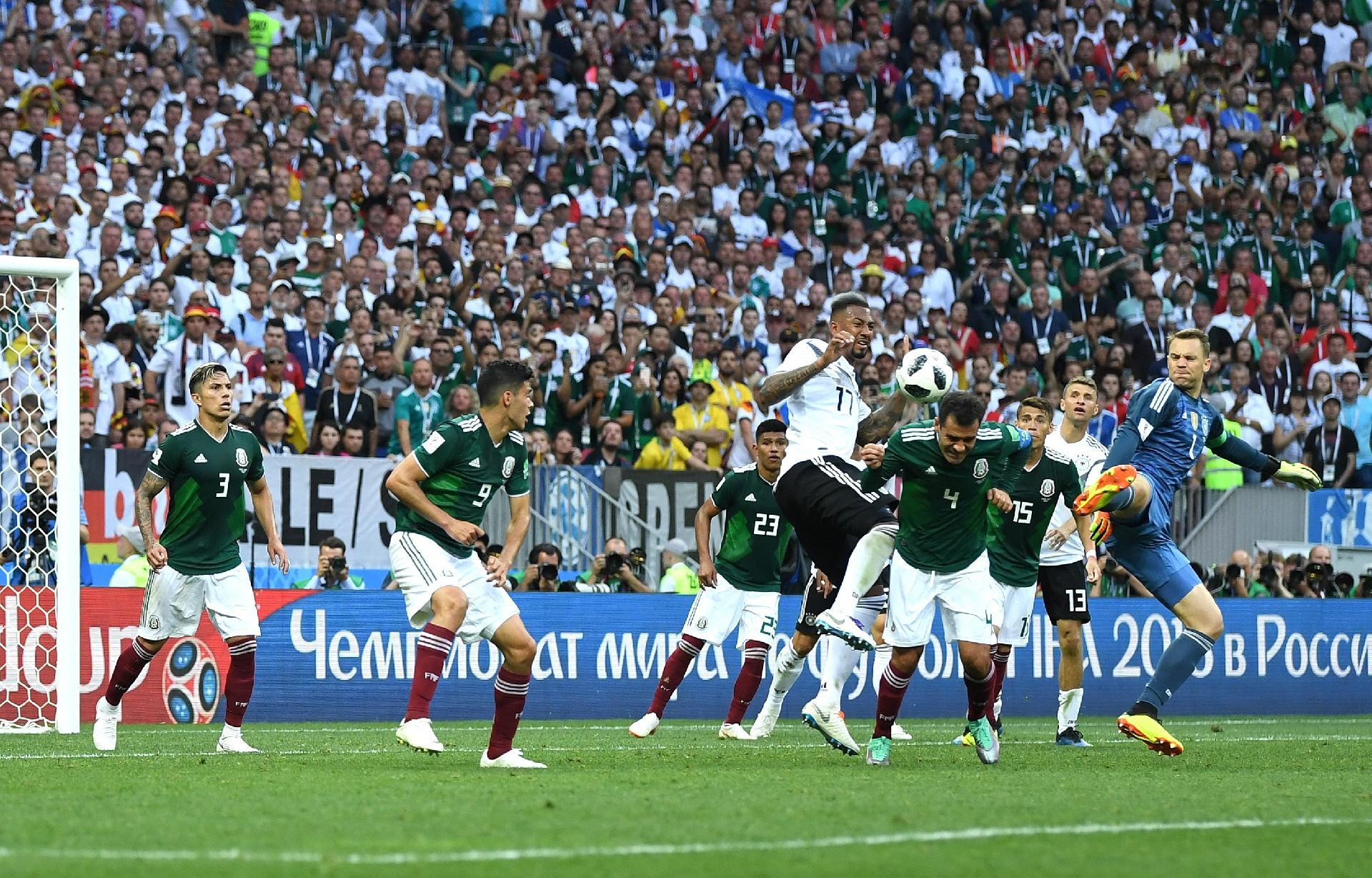 México na Copa 2018  México surpreendente na primeira fase da Copa do Mundo  é regra 38d26bb9dde0a