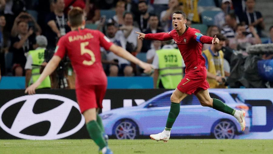 2ad8cf2d32 Portugal na Copa 2018  Já com 3 gols