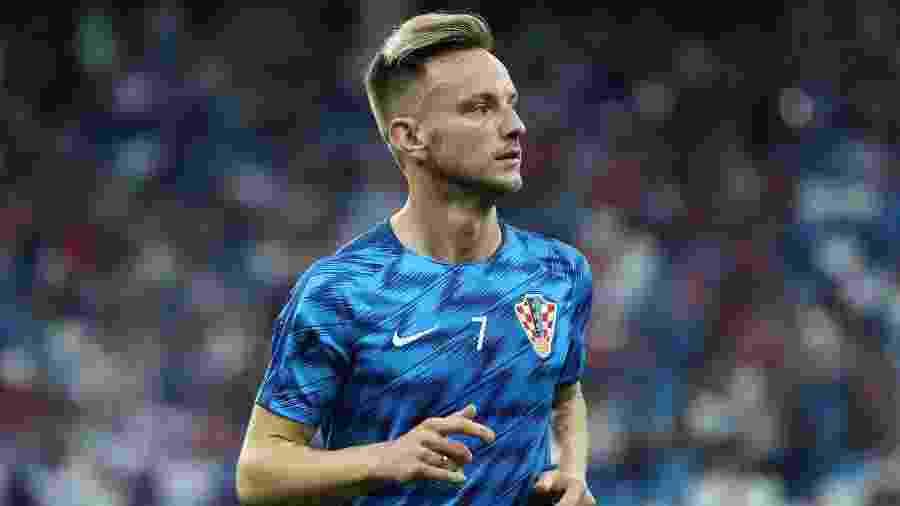 Rakitic, jogador da Croácia - Patrick Smith - FIFA/FIFA via Getty Images