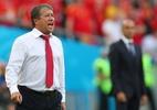 Queda na Copa América e rusga com atleta cortado minam técnico do Equador - Hannah McKay/Reuters