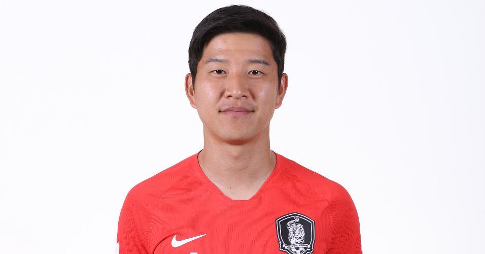 Park Jooho - Lateral-esquerdo da seleção sul-coreana