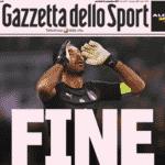 Gazzetta dello Sport - Reprodução/Gazzetta dello Sport