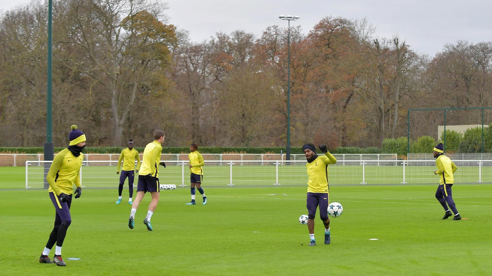 Imagem do centro de treinamento do Tottenham, no nordeste de Londres, onde a seleção fará sua preparação para a Copa 2018