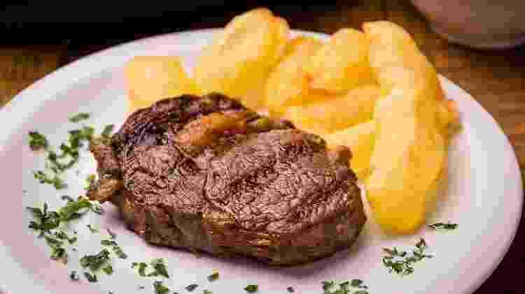 Restaurante uruguaio El Tranvia - Divulgação - Divulgação