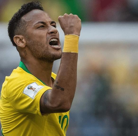 Neymar posta e recebe apoio de amigos e famosos