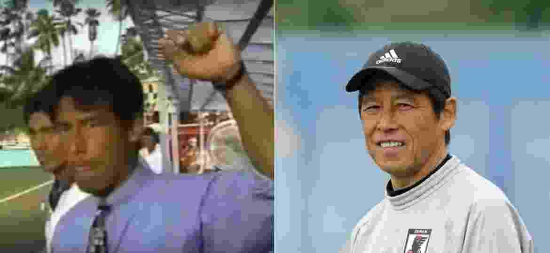 Montagem sobre Reprodução e Toru Hanai/Reuters