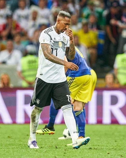 Boateng fala em desastre e pede desculpas aos torcedores alemães
