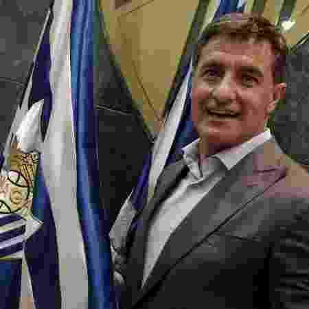 Michel, técnico do Malaga - Divulgação/Malaga - Divulgação/Malaga
