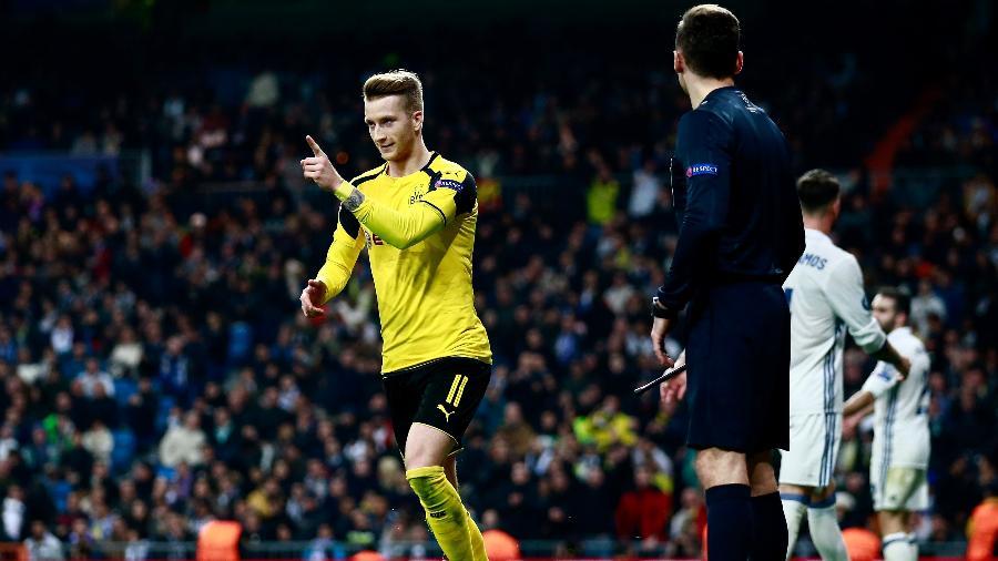 Reus é destaque do Borussia, mas está novamente voltando de lesão - Gonzalo Arroyo Moreno/Getty Images