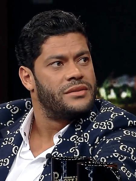 Hulk Paraíba - Reprodução/TV Record