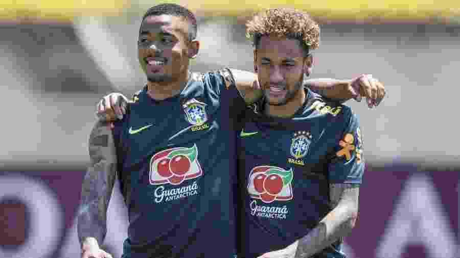 d680286297 Parças de Neymar se unem a