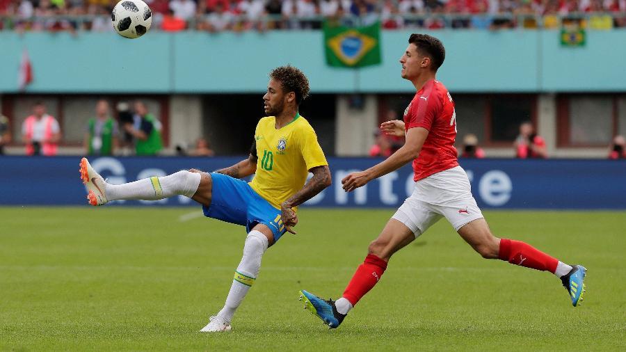 Resultado de imagem para imagens Fifa coloca Brasil entre os favoritos ao título e destaca Neymar