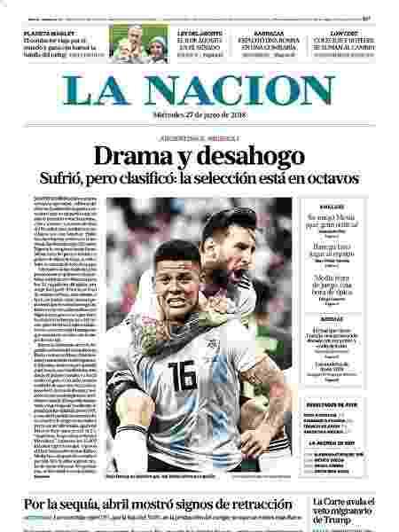 Reprodução/La Nacion