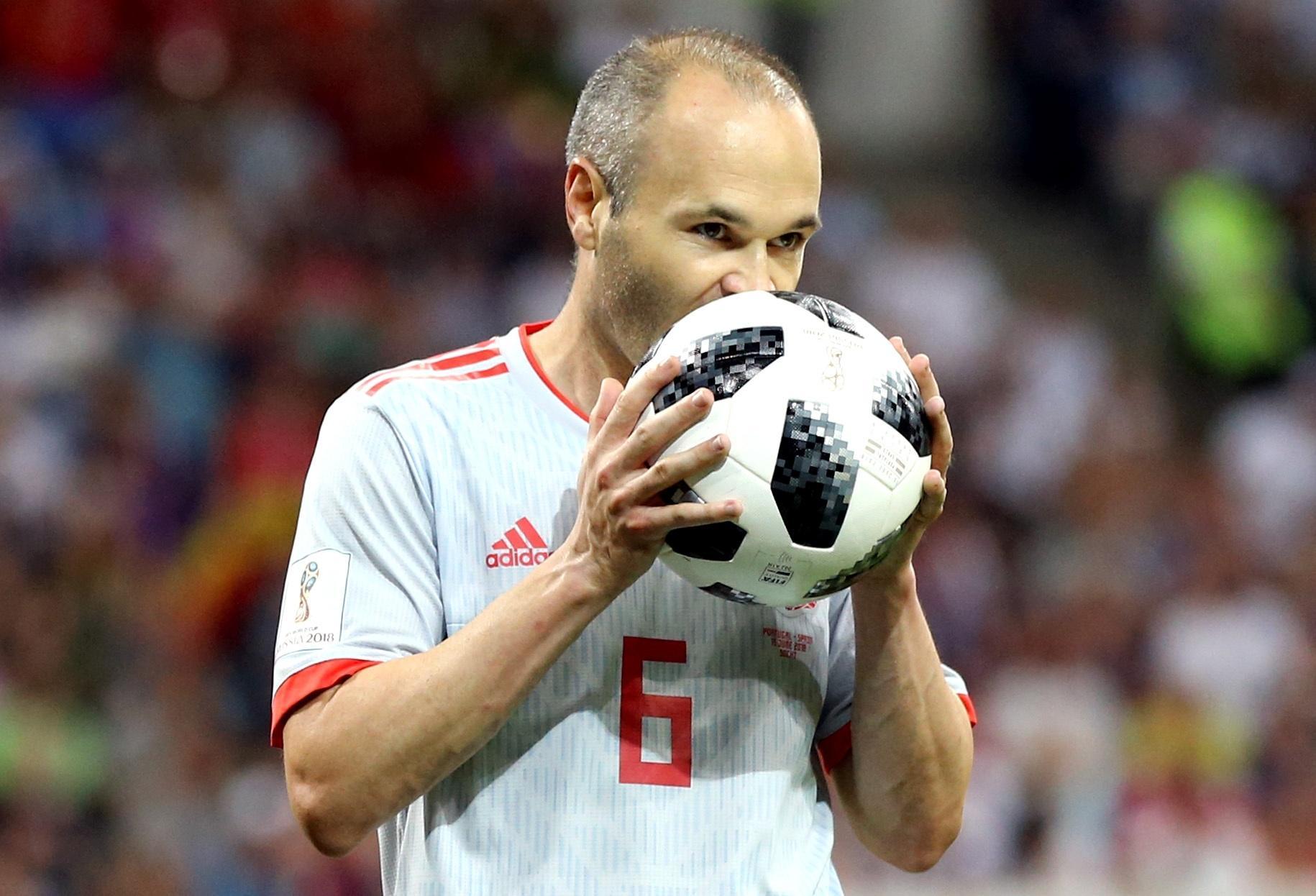cd4b2471eb Espanha na Copa 2018  Em carta