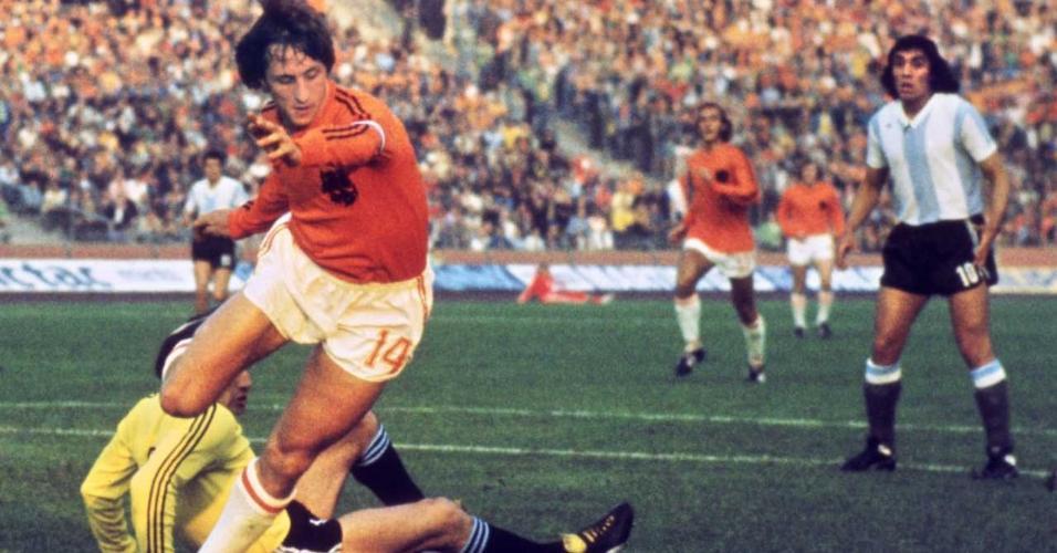 Holanda Curyff 1974 Copa do Mundo