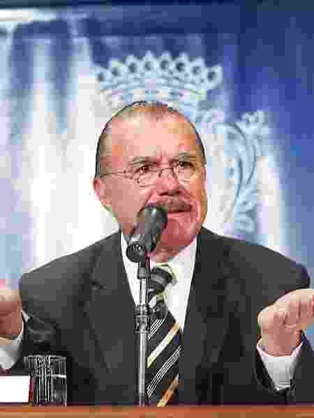 Novo secretário Nacional de Alto Rendimento, o pastor João Manoel Santos Souza tem José Sarney como padrinho político - Antonio Gauderio/Folha Imagem/DIGITAL