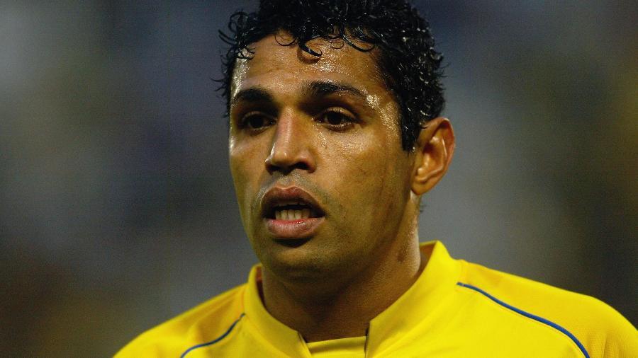 Sonny Anderson, ex-jogador do Barcelona e da seleção brasileira - Paul Gilham/Getty Images