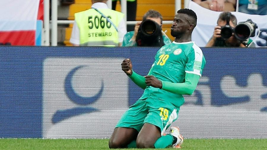 Niang foi o destaque da vitória de Senegal - REUTERS/Maxim Shemetov