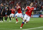 Mário Fernandes seguirá pouco conhecido dos russos, mas fecha Copa em alta - Kevin C. Cox/Getty Images