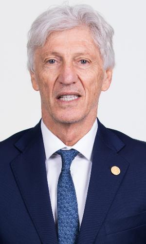 Jose Pekerman, técnico da Colômbia