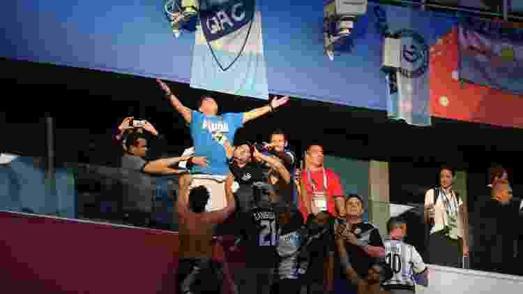 Maradona - OLGA MALTSEVA/AFP - OLGA MALTSEVA/AFP