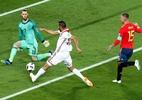 """Meia da Espanha defende De Gea: """"É um dos melhores goleiros do mundo"""" - Mariana Bazo/Reuters"""