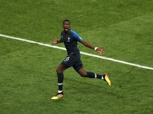 Pogba diz que francês deveria estar no top 3 de prêmio da Fifa bb21ba3170d13