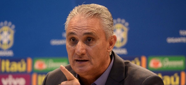Com Tite, seleção saiu do risco de ausência à condição de candidata ao Mundial  - Pedro Martins/Mowa Press