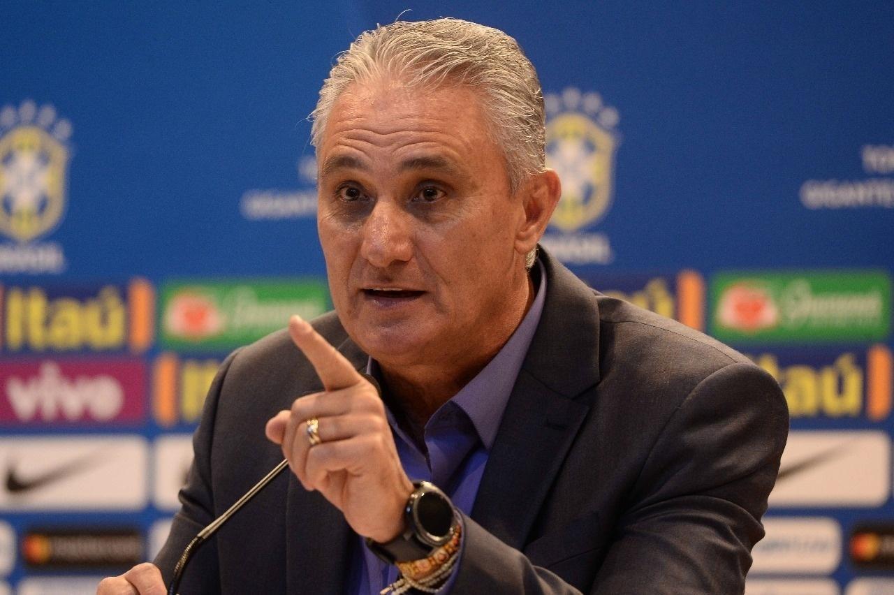 Tite explica escolhas na convocação da seleção brasileira