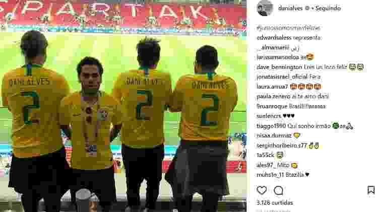 ae49f1b4acbd7 O dia da Copa - 26 06 2018 - UOL Esporte
