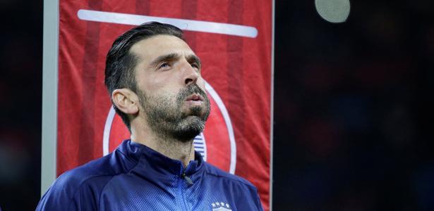 429bcabbfb99a Buffon voltará à seleção italiana contra Argentina e Inglaterra ...