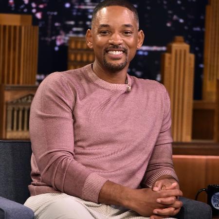 Will Smith durante participação no programa The Tonight Show Starring Jimmy Fallon em março - Theo Wargo/Getty Images for NBC