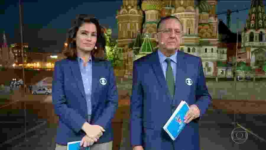Rede Globo/Reprodução