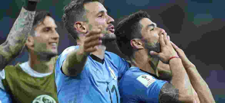 Uruguai na Copa 2018  Substituto de Cavani marcou mais gols no ... ebfed1e9c7947