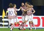 Croácia goleia e fica perto da Copa; Suíça vence fora de casa na repescagem - REUTERS/Antonio Bronic